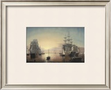 Boston Harbor, c.1855 Prints by Fitz Hugh Lane