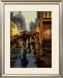 Manhattan Shimmer Posters by Carol Jessen