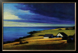 Passing Storm, Prince Edward Island Art by Sandy Wadlington