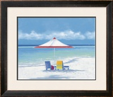 Beach Life I Prints by Isabelle Aubonne