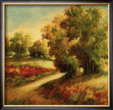 Autumn Scenery II Art by Patricia Ivanov