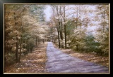 Autumn Path Posters by Diane Romanello
