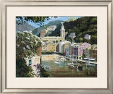 Portofino Prints by Reyn Reynolds