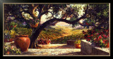 Napa Patio Prints by Art Fronckowiak