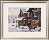 Village Toy Shop Prints by Alan Sakhavarz