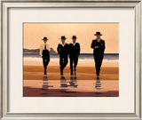 The Billy Boys Art by Jack Vettriano