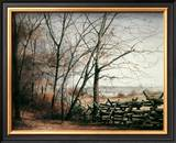 Split Rail Posters by Ray Hendershot