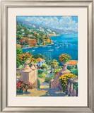 Summer Cove Print by Julian Askins
