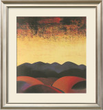 New Mexico Dusk no. 2, c.1999 Posters by Dan Namingha