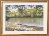 Golden Pond Art by Diane Romanello