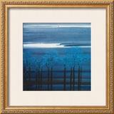 Indigo Forest I Prints