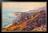 Malibu Posters by John Comer