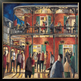 New Orleans Streets Posters by Didier Lourenco