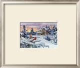 Winter Memories Art by Alan Sakhavarz