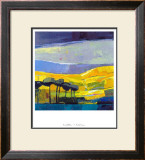 Partly Sunny Limited Edition Framed Print by Kirsty Wither