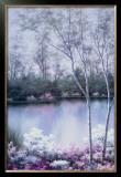 Springtime Melody II Poster by Diane Romanello