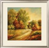Autumn Scenery I Prints by Patricia Ivanov