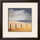 Along the Beach I Prints by Hans Paus