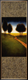 Lighted Path II Print by Gregory Williams