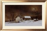New Moon Prints by Ray Hendershot