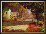 Late Summer Day Art by Kent Wallis