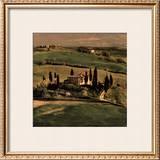 Tuscan Villa Prints by Elizabeth Carmel