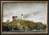 Nubble Light Print by Douglas Brega