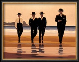 The Billy Boys Posters by Jack Vettriano
