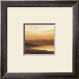 Evening Sky I Prints by Hans Paus
