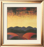 New Mexico Dusk no. 2, c.1999 Art by Dan Namingha