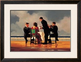 Elegy for a Dead Admiral Posters by Jack Vettriano