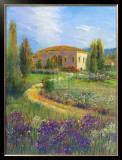 Morning in Spain II Prints by Michael Longo