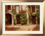 Villa Frascati Art by Roger Duvall
