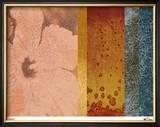 Nodoka Flowers II Limited Edition Framed Print by M.J. Lew