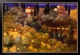 Florentine Landscape Art by Philip Craig