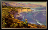 Point Dume Cove Prints by John Comer