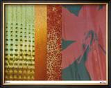 Nodoka Flowers I Limited Edition Framed Print by M.J. Lew