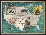 Retro Roadtrip II Poster by James Nocito