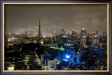 Tokyo Tower: Candlelight Event of One Million People Day II Prints by Takashi Kirita