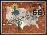 Retro Roadtrip I Prints by James Nocito