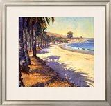 Refugio Beach Posters by John Comer
