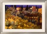 Florentine Landscape Posters by Philip Craig