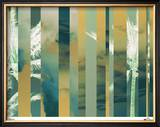 Tropical Variation I Limited Edition Framed Print by M.J. Lew