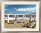 Sun Deck Art by Daniel Pollera
