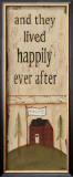 Happily Ever After Posters by Kim Klassen