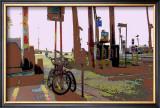 Park, Venice Beach, California Framed Giclee Print by Steve Ash