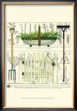 Garden Gate II Prints by Ginny Joyner