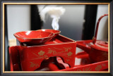 Japanese Ceremony, Toast of Celebration Prints by Ryuji Adachi