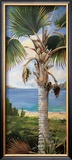 Fan Palm Print by Deborah Thompson