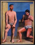 La Flute de Pan, c.1923 Prints by Pablo Picasso